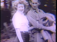 2 Couples have sex at a Picnic 1940 tube porn video