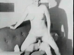 Plump MILF Fucked by Young Man 1950 tube porn video
