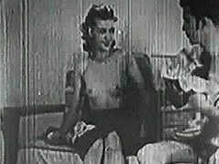 Hot Surprise for a Lovely Husband 1940 tube porn video