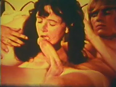 Busty Babysitter Excited to See Such a Big Dick 1970 tube porn video
