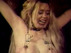 Big Titted Wife is a Sex Slave 1970 tube porn video