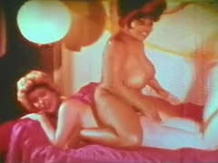 Fat Bitches Take Part in BDSM Fuck 1960 tube porn video