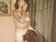 Guy Fucks a Hairy Nurse in Hospital 1970 tube porn video