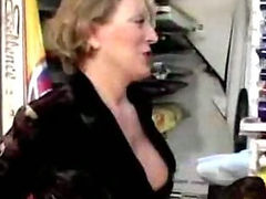 Christine Gonod a sexy French mature tube porn video