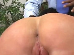 Big black cock dude Kendra Secrets hot fucking tube porn video