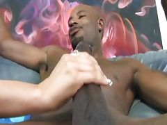 Shaved cutie drilled by black cock tube porn video