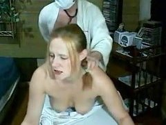 Doctor examines her pussy Sweet chick gets a surprise she was not expecting at the doctors office Af tube porn video