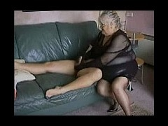 Amateur BBW Granny Fucked tube porn video