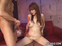 Cute Rina hammered by a wild dick tube porn video