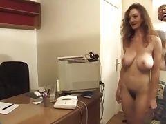 Morine en Casting tube porn video