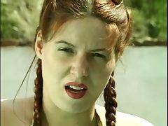 Nerd Casey Bikini Blowjob and Tit Fuck tube porn video