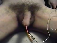 One more electro cum with an audio stim file tube porn video