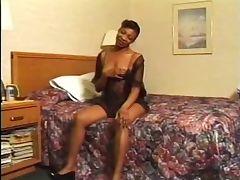 Mature black women tube porn video