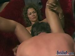 Monique loves sucking cock tube porn video
