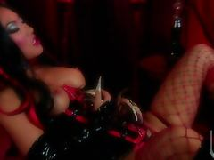Randy Slutty Asian Asa Akira Fucked in the Ass in Sexy Outfit tube porn video