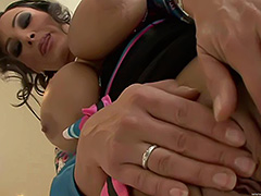Lisa Ann crazy 4 cougars tube porn video