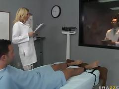 Thresholds of Lust Sexy Nurse Riley Evans Hardcore With Cumshot tube porn video