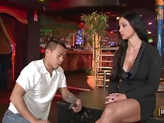 Jewels Jade Is A Hot Brunette With Big Tits And A Great Ability To Fuck tube porn video
