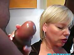 Slutty Blonde Getting All Her Holes Stuffed With Black Meat At The Same Time tube porn video