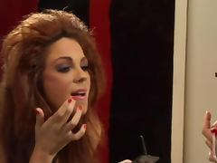 Great Hardcore Action with Beautiful Redhead Kirsten Price tube porn video