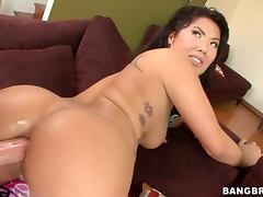 London Keyes Loves Anal Sex With Hot Asian Nailing tube porn video