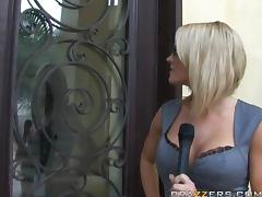 Cumfidential With Krissy Lynn tube porn video