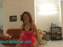 Gorgeous czech redhead lapdances tube porn video
