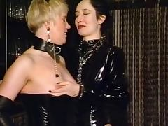 Mature lesbians toying each other tube porn video