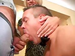Femdom Bi tube porn video