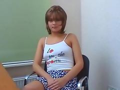 Instruction videos. You have to follow the sex instruction if you want to reach your orgasm