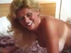 Mature Blonde in Boots Loves Anal tube porn video