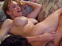 Fetish spanking lesbian babes tube porn video