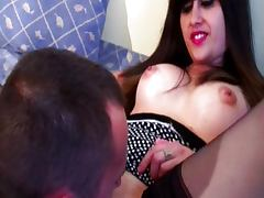 Cute French chick getting it well tube porn video