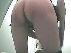 voyeur russian WC 110508 tube porn video
