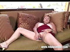 perverse granny gets horny tube porn video