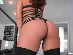 LiveGonzo Gracie Glam Sweet Teen Loves Fucking tube porn video