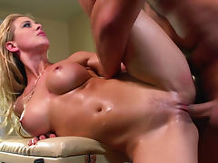 Cherie DeVille is getting dick in pussy by Keiran Lee tube porn video