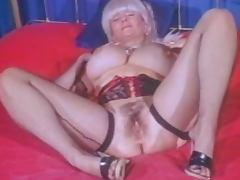 Big Tittied Grandma Candy Samples Masturbates tube porn video