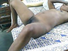 Amateur Chubby Hairy MILF tube porn video