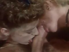 Italian Stud Rocco Siffredi Pleasing Blonde and Brunette Sluts in Threesome tube porn video