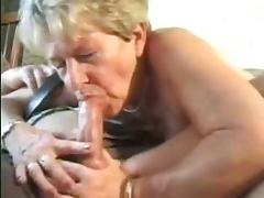 Amateur Granny has some fun in shocking homemade video tube porn video