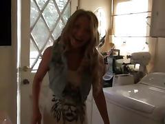 Alyssa Branch Fucks Boyfriend After Shopping tube porn video