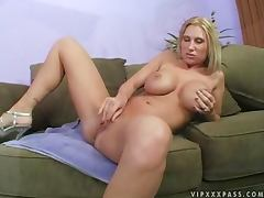 Busty Devon Lee rides big hard cock and gets a facial tube porn video