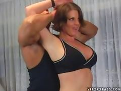 Big Titty Slut Rides a Fat Cock tube porn video