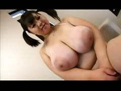 Japanese bbw showing tube porn video