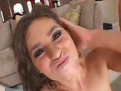 Cum overdose Naomi Russell tube porn video