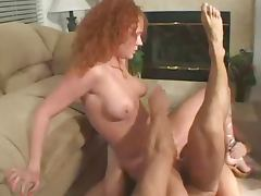 Audrey Hollander takes a double anal tube porn video