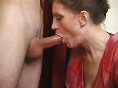 Serbian Mature tube porn video