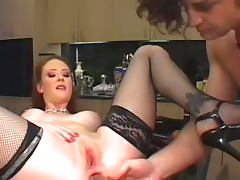 Audrey Hollander fucks in anal with Otto Bauer tube porn video