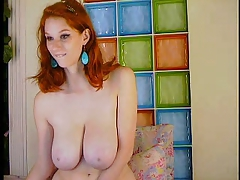 very big natural tits tube porn video